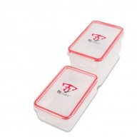 Meal Container (1 x 1000ml + 1 x 500ml)